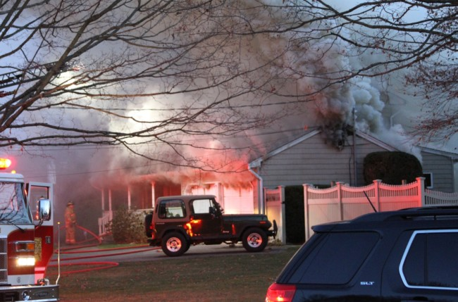 Greenlawn Fire 2