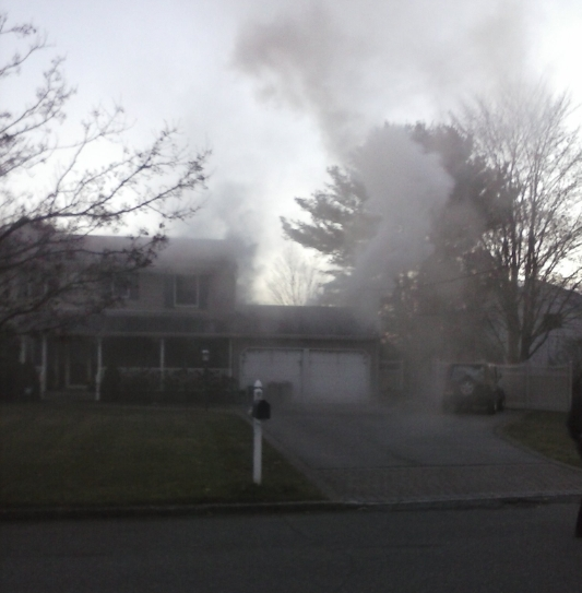 House Fire Lake Road 2