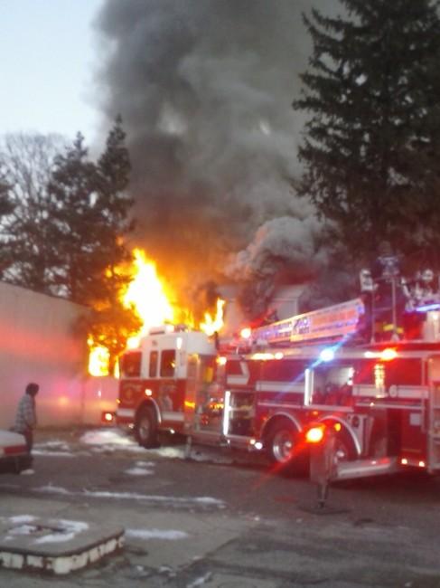 20th Street Fire