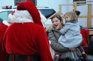 Santa Visit 2