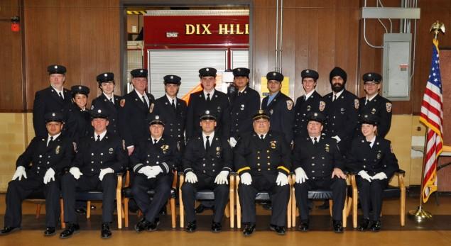 Dix Hills No. 3- 2014