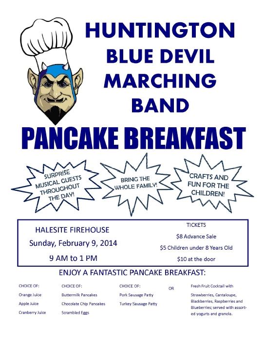 Blue Devils Pancake Breakfast