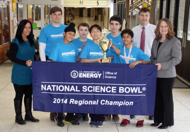 Commack - National Science Champs