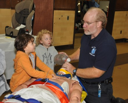 Dix Hills FD CPR Class