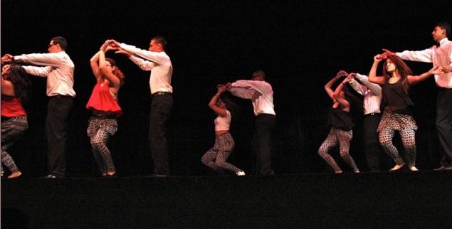 Whitman - Latino Dance Club