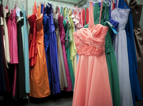 Prom dresses HCFAS