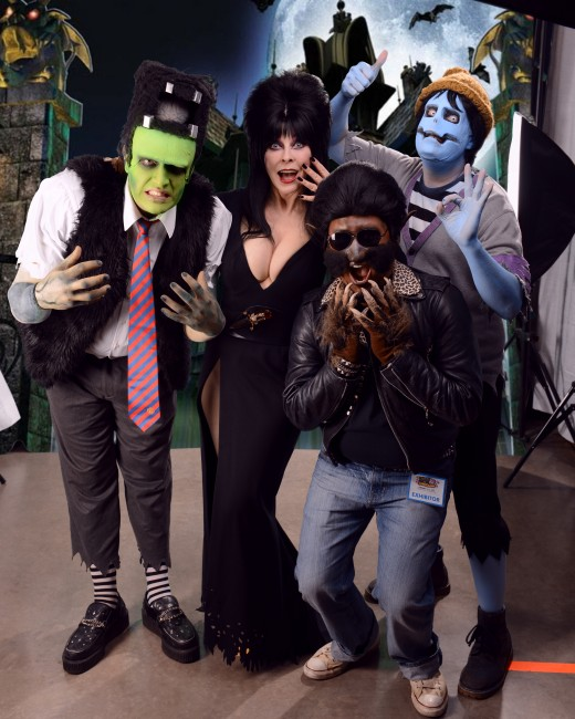 RipeElvira and The Ghouligans