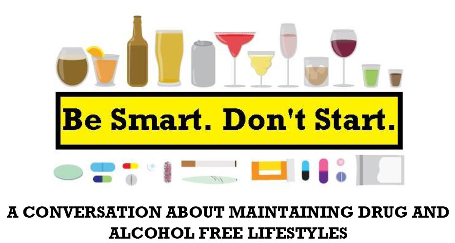 How To Start The Conversation About Drug Use >> Be Smart, Don't Start (Anti Drug and Alcohol Night) | The Huntingtonian